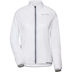 VAUDE Air III Jacke Damen weiß weiß