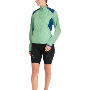 VAUDE Air Pro Jacke Damen may green may green