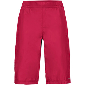 VAUDE Drop Shorts Dame cranberry cranberry