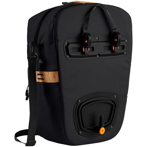 VAUDE eBack Single Fahrradtasche black