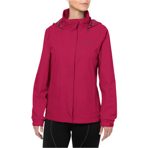 VAUDE Escape Bike Light Jacke Damen crimson red crimson red