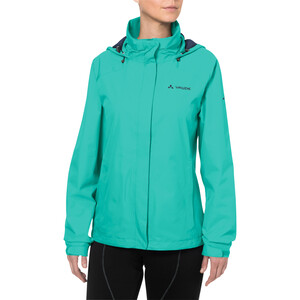 VAUDE Escape Bike Light Jacke Damen peacock peacock
