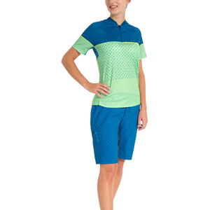 VAUDE Ligure II Shirt Damen kingfisher kingfisher