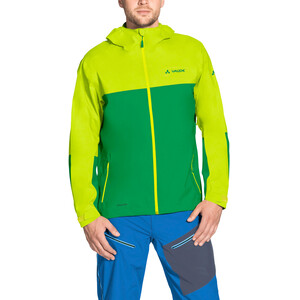 VAUDE Moab Rain Jacket Men bright green bright green