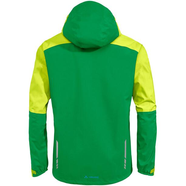 VAUDE Moab Veste imperméable Homme, bright green