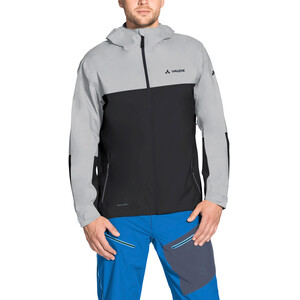 VAUDE Moab Rain Jacket Men moonstone moonstone