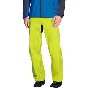 VAUDE Moab Regenhose Herren bright green bright green