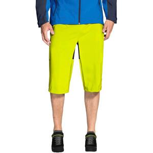 VAUDE Moab Rain Shorts Herr bright green bright green