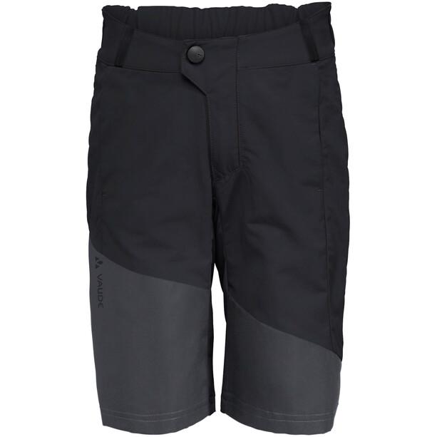 VAUDE Moab Shorts Kinder black