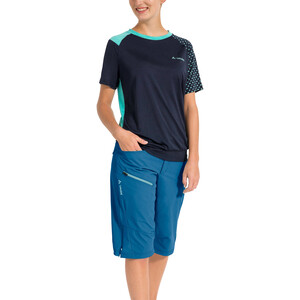 VAUDE Moab III Shorts Women kingfisher uni kingfisher uni