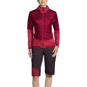 VAUDE Moab Ultralight Hybrid Jacket Women bright pink bright pink