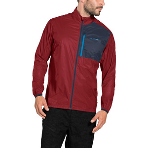 VAUDE Moab Ultralight II Jacket Men carmine carmine