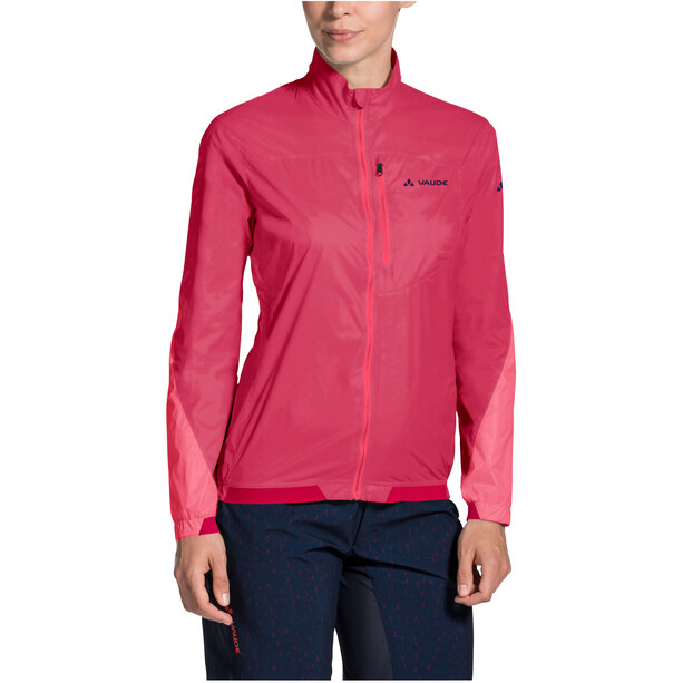 VAUDE Moab Ultralight II Jacke Damen cranberry