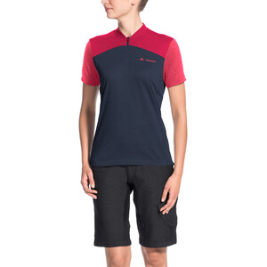 VAUDE Tremalzo IV Shirt Women pink/eclipse pink/eclipse