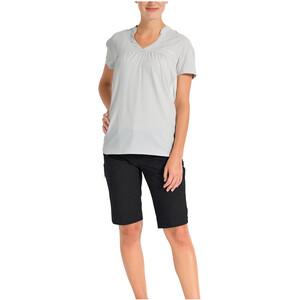 VAUDE Turifo Hybrid Shirt Damen moonstone moonstone