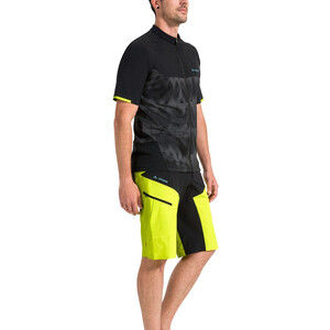 VAUDE Virt Shorts Herren bright green bright green