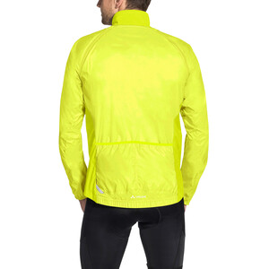 VAUDE Windoo Pro Zip-Off Jacket Men bright green bright green