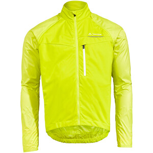 VAUDE Windoo Pro Zip-Off Jacke Herren bright green bright green
