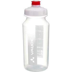 VAUDE Cykelflaske 500 ml, gennemsigtig gennemsigtig