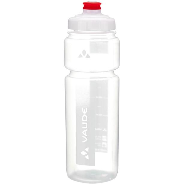 VAUDE Cykelflaske 750ml, gennemsigtig