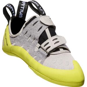 La Sportiva Gecko Gym Climbing Shoes Women grey/apple grey/apple