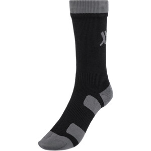 XLC CS-W01 Socken Wasserdicht schwarz schwarz