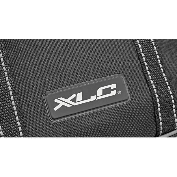 XLC Traveller BA-S74 Sacoche vélo double 30l, noir