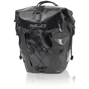 XLC Einzeltaschenset Wasserdicht black black