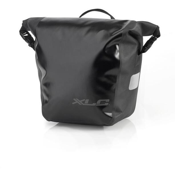XLC BA-W33 Einzeltaschenset Wasserdicht black