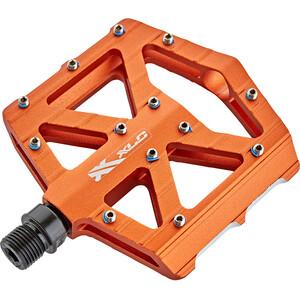 XLC PD-M12 MTB/Trekking Plattformpedal orange orange