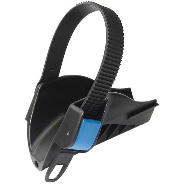 XLC Hjulholder 1. Skinne venstre eller 2. Skinne højre til Azura Xtra/Easy/LED