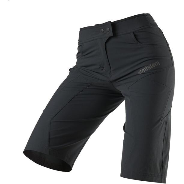 Zimtstern Taila Evo Shorts Damen pirate black/pirate black