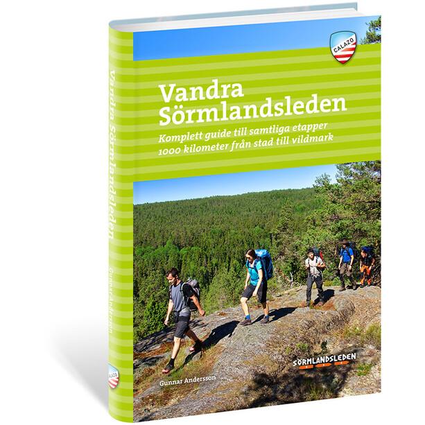 Calazo Vandra Sörmlandsleden 4e Upplagan Book