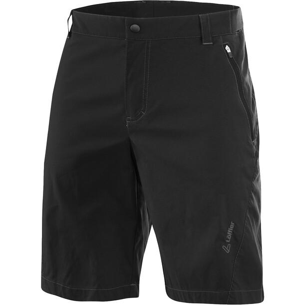 Löffler Comfort CSL Fahrradshorts Herren black