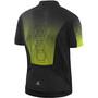 Löffler Evo Full-Zip Fahrradtrikot Herren black/light green