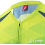 Löffler Aero Full-Zip Fahrradtrikot Herren light green