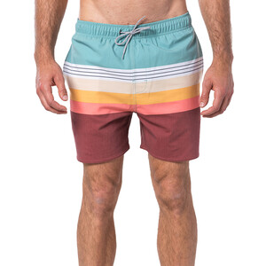 Rip Curl Layered 16'' Volley Boardshorts Men green green