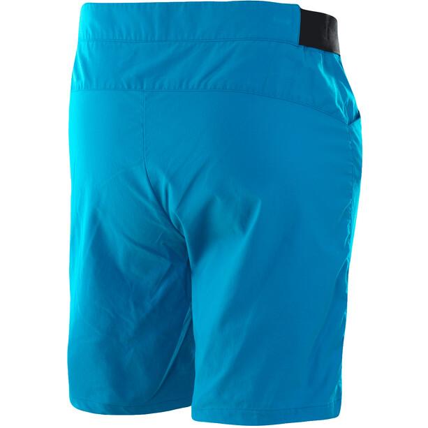 Löffler Comfort CSL Fahrradshorts Damen sea blue