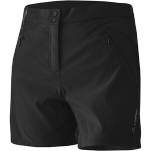 Löffler Aero CSL Fahrradshorts Extra Kurz Damen black black