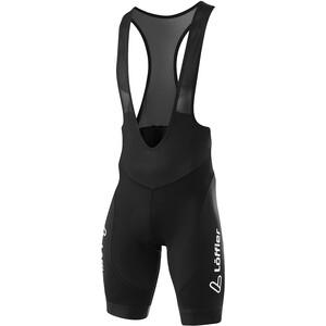 Löffler Winner II Shorts de cyclisme Homme, noir noir