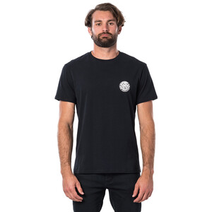 Rip Curl Original Wetty Kurzarm T-Shirt Herren black black