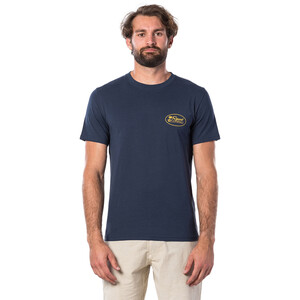 Rip Curl Aloha State Kurzarm T-Shirt Herren navy navy