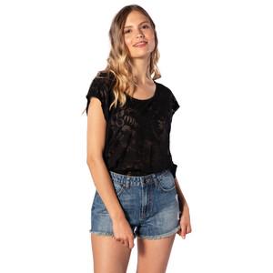 Rip Curl Viamala Flower T-Shirt Damen black black