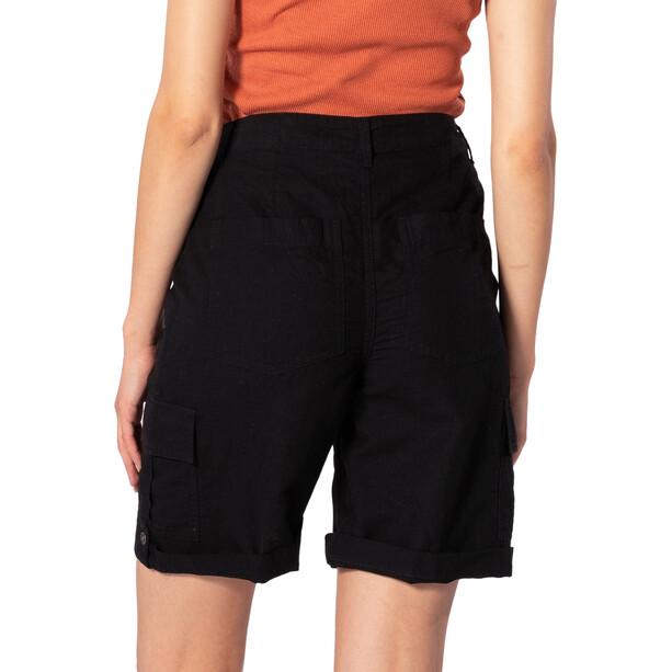 Rip Curl Oasis Muse Cargo Shorts Women, musta