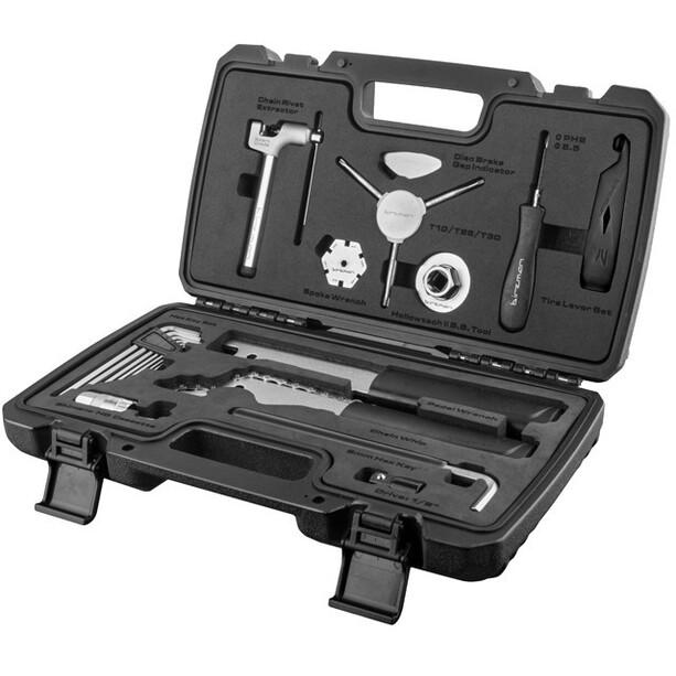 Birzman Essential Tool Box, musta