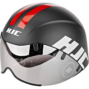 HJC Adwatt Time Trail Helm schwarz schwarz