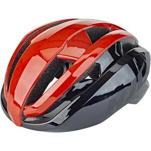 HJC Ibex 2.0 Road Helm schwarz/rot schwarz/rot
