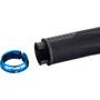 Spank Spike 33 Lock-On Grips black/blue