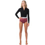 Rip Curl Searchers Langarm Spring Suit Damen sun rust