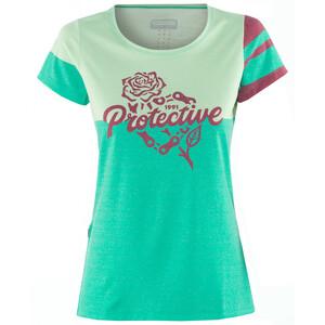 Protective P-Innervision Trikot Damen smaragd smaragd